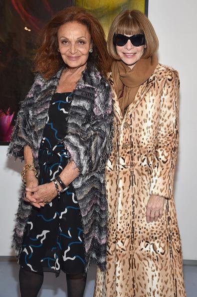 Diane von Fürstenberg - Fashion Designer「Diane Von Furstenberg - Presentation - Fall 2016 New York Fashion Week」:写真・画像(19)[壁紙.com]