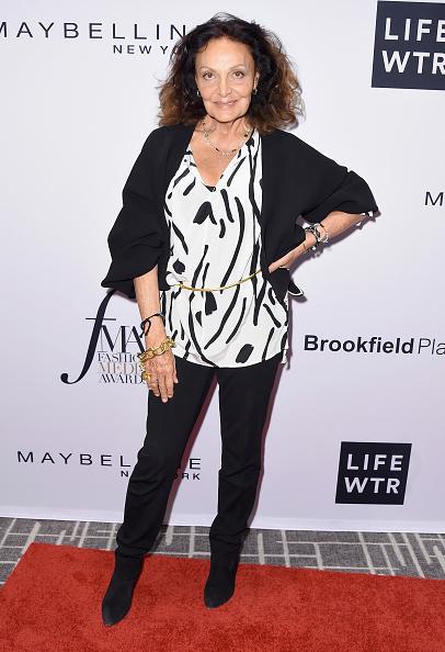 Diane von Fürstenberg - Fashion Designer「Daily Front Row's Fashion Media Awards - Arrivals」:写真・画像(15)[壁紙.com]