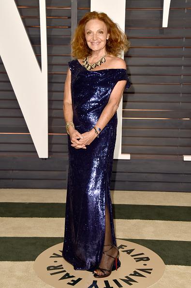 Floor Length「2015 Vanity Fair Oscar Party Hosted By Graydon Carter - Arrivals」:写真・画像(3)[壁紙.com]