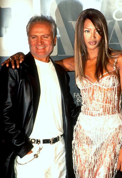 Fashion Model「Fashion Designer Gianni Versace...」:写真・画像(4)[壁紙.com]