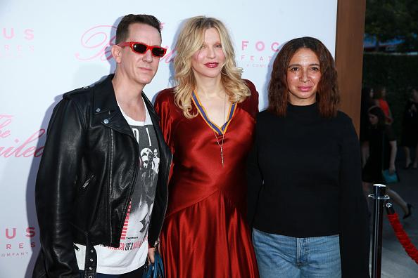 コートニー・ラブ「Premiere Of Focus Features' 'The Beguiled' - Arrivals」:写真・画像(4)[壁紙.com]