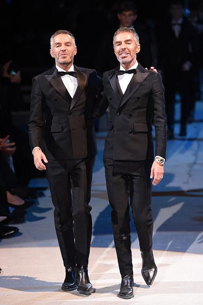 Gratitude「DSQUARED2 - Runway - Milan Menswear Fashion Week Fall Winter 2015/2016」:写真・画像(9)[壁紙.com]
