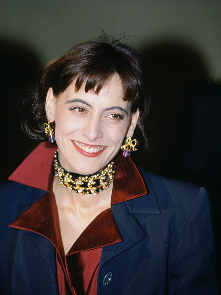 Short Necklace「Ines de la Fressange, Paris, France」:写真・画像(13)[壁紙.com]