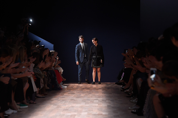 Womenswear「Valentino : Runway - Paris Fashion Week Womenswear Spring/Summer 2015」:写真・画像(12)[壁紙.com]