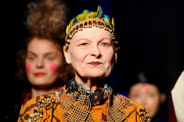 Vivienne Westwood - Designer Label「Vivienne Westwood : Runway - Paris Fashion Week Womenswear Fall/Winter 2014-2015」:写真・画像(3)[壁紙.com]