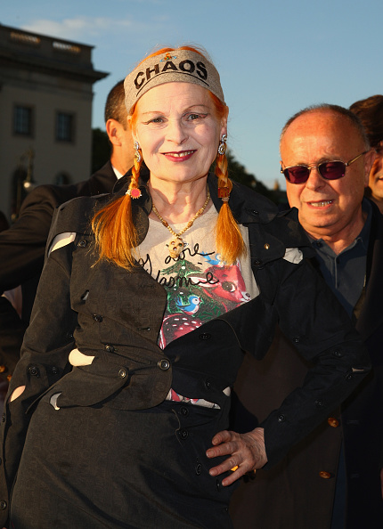 Bestof「Mercedes Benz Fashion Week - Vivienne Westwood Anglomania」:写真・画像(11)[壁紙.com]