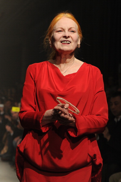 Gratitude「Vivienne Westwood - Runway - PFW F/W 2013」:写真・画像(4)[壁紙.com]