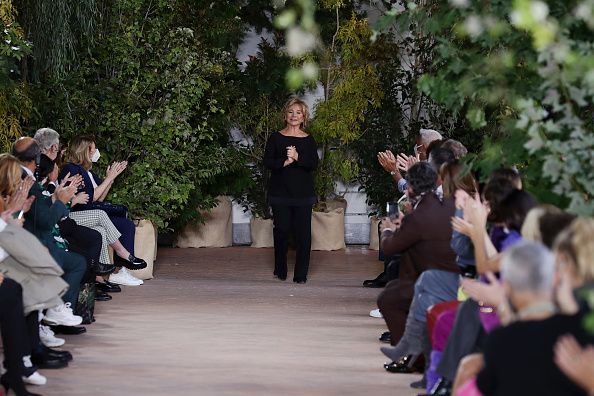 Alberta Ferretti - Designer Label「Alberta Ferretti - Runway - Milan Fashion Week Spring/Summer 2021」:写真・画像(0)[壁紙.com]
