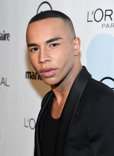 Olivier Rousteing - Fashion Designer「Marie Claire's Image Maker Awards 2017 - Red Carpet」:写真・画像(18)[壁紙.com]