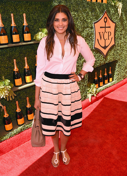 Blouse「Fifth-Annual Veuve Clicquot Polo Classic, Los Angeles - Red Carpet」:写真・画像(17)[壁紙.com]