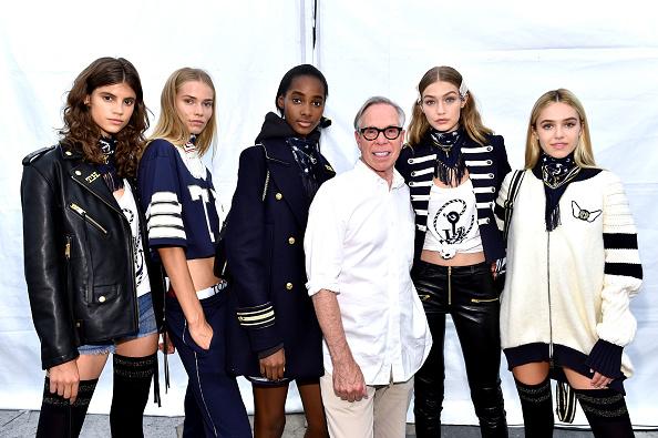 Tommy Hilfiger - Designer Label「#TOMMYNOW Women's Runway Show Fall 2016 - Backstage」:写真・画像(16)[壁紙.com]