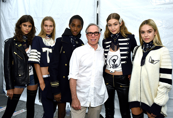 Tommy Hilfiger - Designer Label「#TOMMYNOW Women's Runway Show Fall 2016 - Backstage」:写真・画像(16)[壁紙.com]