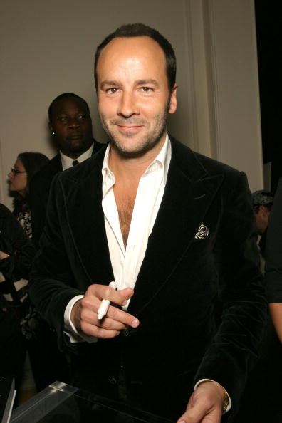 Design Professional「Tom Ford Book Launch At Bergdorf Goodman」:写真・画像(13)[壁紙.com]
