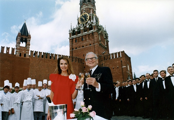 Fashion Designer「Pierre Cardin In Russia」:写真・画像(13)[壁紙.com]
