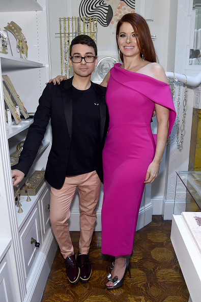Horn Rimmed Glasses「Christian Siriano Celebrates The Launch Of New Store, The Curated NYC, Hosted By Alicia Silverstone」:写真・画像(8)[壁紙.com]