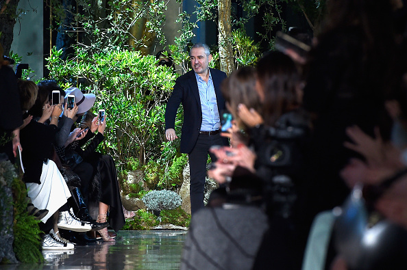 Elie Saab - Fashion Designer「Elie Saab : Runway - Paris Fashion Week - Haute Couture S/S 2015」:写真・画像(19)[壁紙.com]