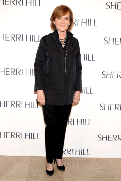 Sherri Hill - Designer Label「Sherri Hill - Front Row - Mercedes-Benz Fashion Week Spring 2015」:写真・画像(7)[壁紙.com]