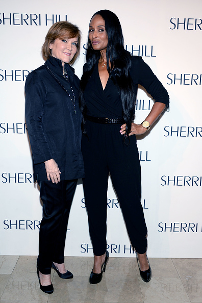 Sherri Hill - Designer Label「Sherri Hill - Front Row - Mercedes-Benz Fashion Week Spring 2015」:写真・画像(8)[壁紙.com]