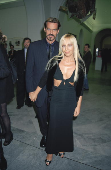 Fashion Designer「Donatella Versace」:写真・画像(6)[壁紙.com]