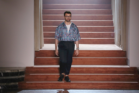 Ernesto S「Pal Zileri - Runway - Milan Men's Fashion Week Spring/Summer 2020」:写真・画像(5)[壁紙.com]