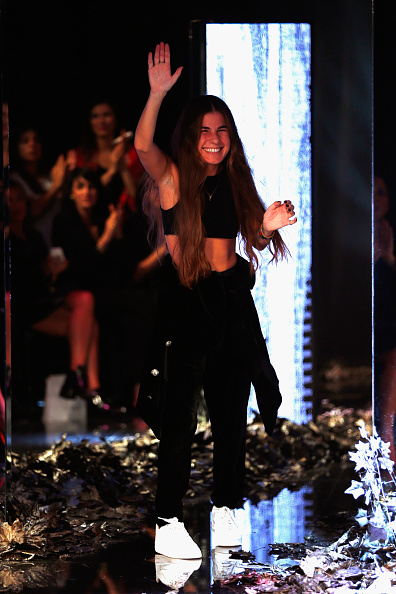 Gratitude「Zeynep Tosun: Runway - MBFWI Spring/Summer 2015」:写真・画像(12)[壁紙.com]