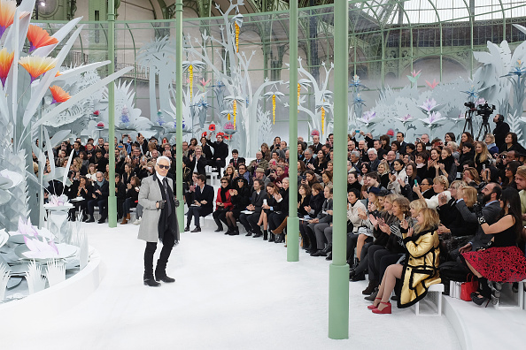 Pascal Le Segretain「Chanel : Runway - Paris Fashion Week - Haute Couture S/S 2015」:写真・画像(5)[壁紙.com]
