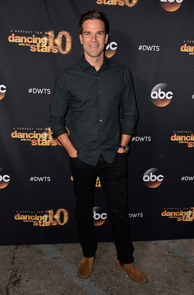"""Television Host「Premiere Of ABC's """"Dancing With The Stars"""" Season 20 - Arrivals」:写真・画像(6)[壁紙.com]"""
