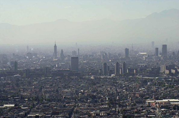 Mexico City「Mexico Pollution」:写真・画像(0)[壁紙.com]
