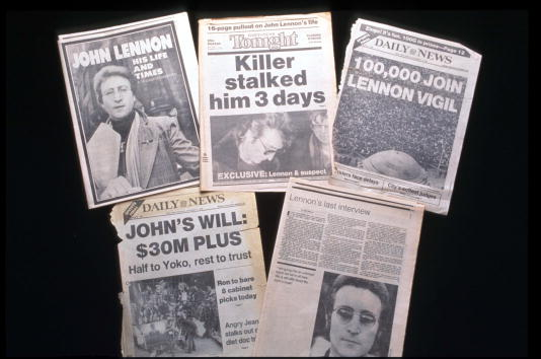 Murder「Remembering John Lennon's Death」:写真・画像(6)[壁紙.com]