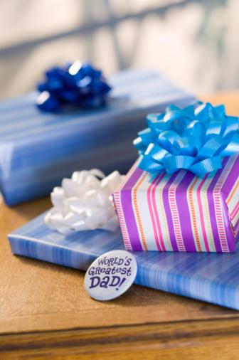 父の日「Presents for Father's Day」:スマホ壁紙(7)