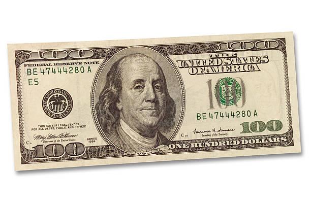 One hundred Dollars:スマホ壁紙(壁紙.com)