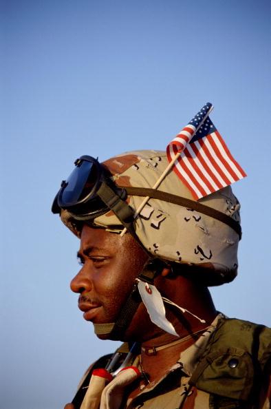 Army Soldier「Persian Gulf War」:写真・画像(3)[壁紙.com]