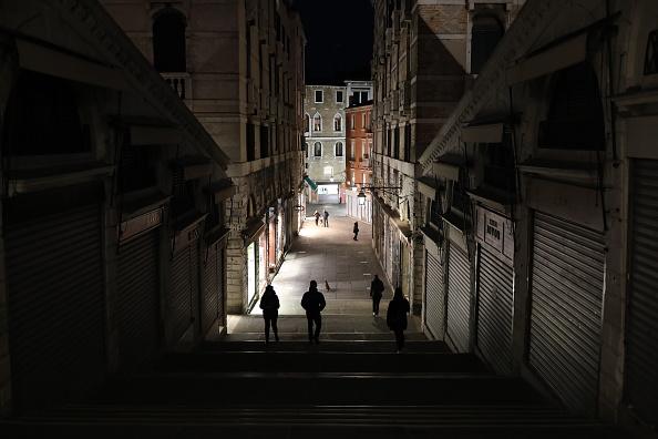 Lifestyles「Venice Hauntingly Quiet Amid COVID-19 Quarantine」:写真・画像(11)[壁紙.com]