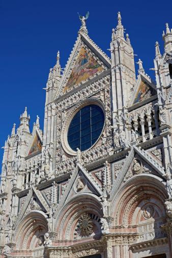 Duomo Di Siena「Facade of Siena Cathedral」:スマホ壁紙(17)