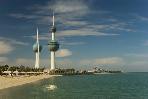 Persian Gulf Countries「Kuwait Towers」:スマホ壁紙(17)