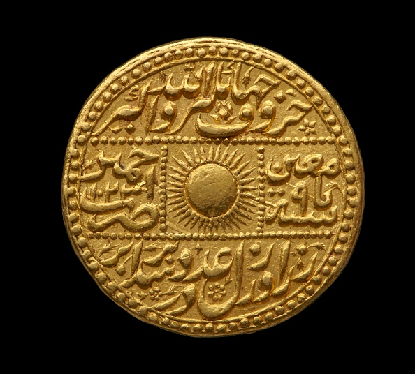 Black Background「Mughal Coin」:写真・画像(12)[壁紙.com]