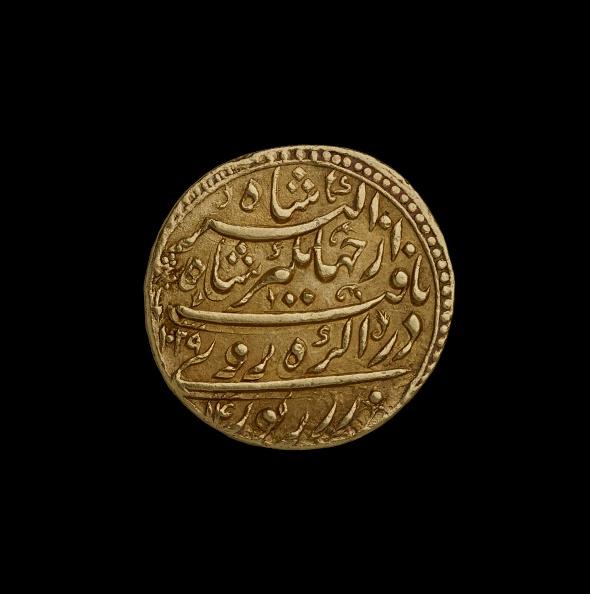 Black Background「Mughal Coin」:写真・画像(0)[壁紙.com]