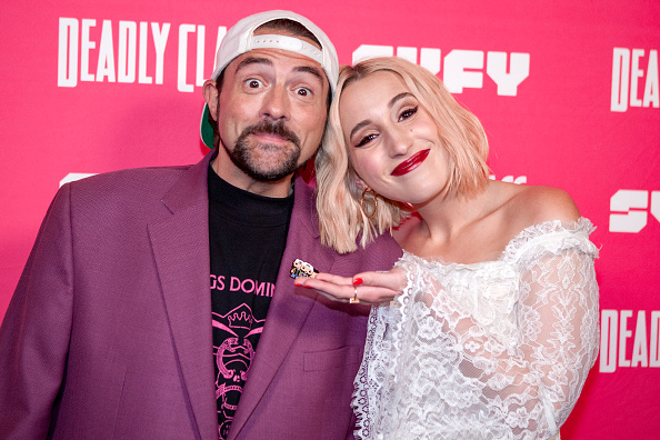 """Horizontal「Kevin Smith Hosts Premiere Week Screening Of SYFY's """"Deadly Class"""" With Cast」:写真・画像(8)[壁紙.com]"""