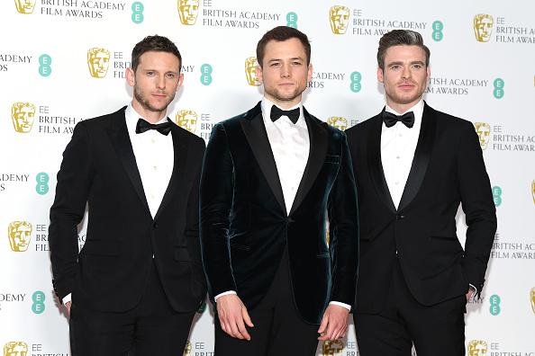 Press Room「EE British Academy Film Awards - Press Room」:写真・画像(8)[壁紙.com]