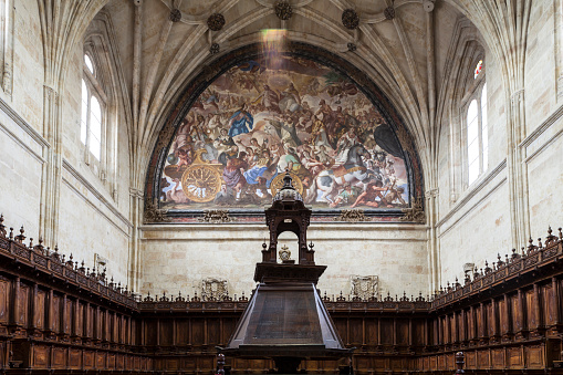 Singer「Convento de San Esteban in Salamanca, Spain.」:スマホ壁紙(17)