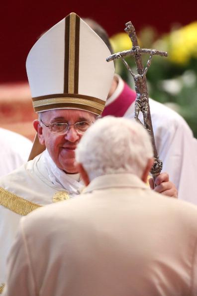 Franco Origlia「Pope Francis Appoints 19 New Cardinals at St. Peter's Basilica」:写真・画像(4)[壁紙.com]