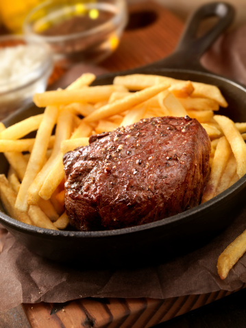 Fast Food French Fries「Steak and Fries」:スマホ壁紙(11)