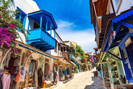 Antalya Province「Kaş Antalya」:スマホ壁紙(7)