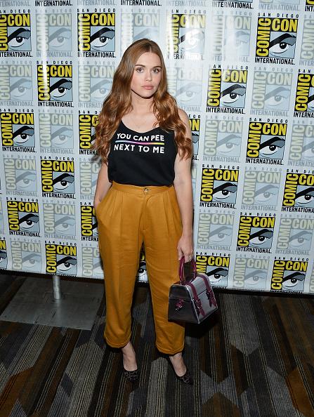 "Comic con「Comic-Con International 2016 - ""Teen Wolf"" Press Line」:写真・画像(3)[壁紙.com]"