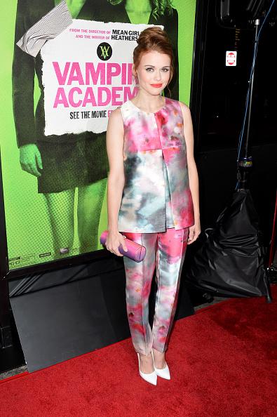 "LA Live「Premiere Of The Weinstein Company's ""Vampire Academy"" - Red Carpet」:写真・画像(3)[壁紙.com]"