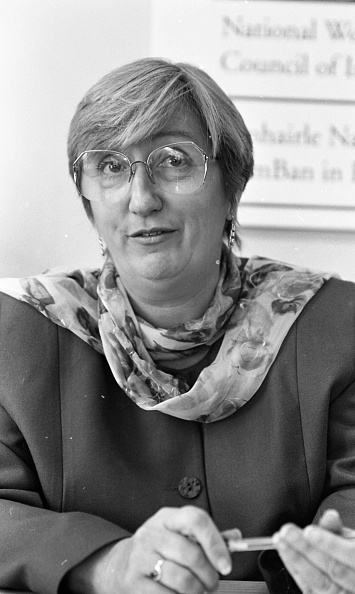 Support「Noreen Byrne, Chairwoman of the National Women's Council of Ireland」:写真・画像(5)[壁紙.com]