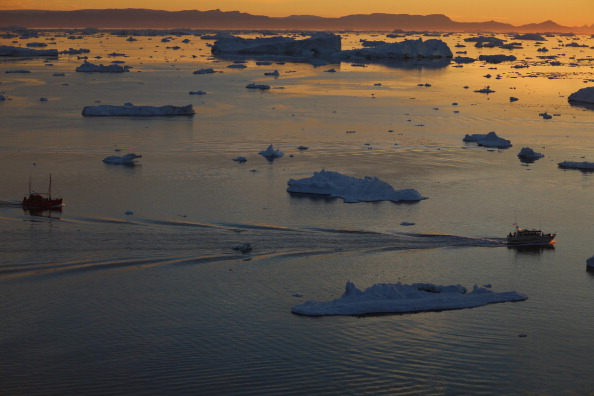 ヤコブスハブン氷河「Greenland:  A Laboratory For The Symptoms Of Global Warming」:写真・画像(10)[壁紙.com]