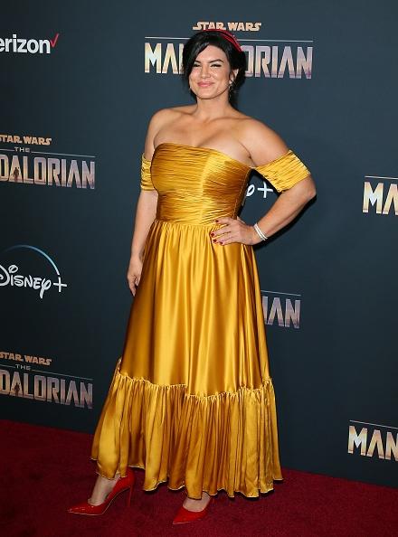 "The Mandalorian - TV Show「Premiere Of Disney+'s ""The Mandalorian"" - Arrivals」:写真・画像(5)[壁紙.com]"