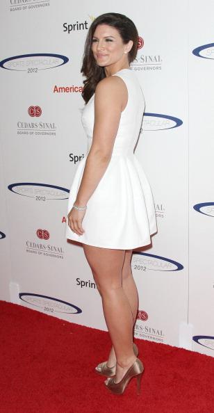 Gina Carano「27th Annual Cedars-Sinai Medical Center Sports Spectacular - Arrivals」:写真・画像(13)[壁紙.com]