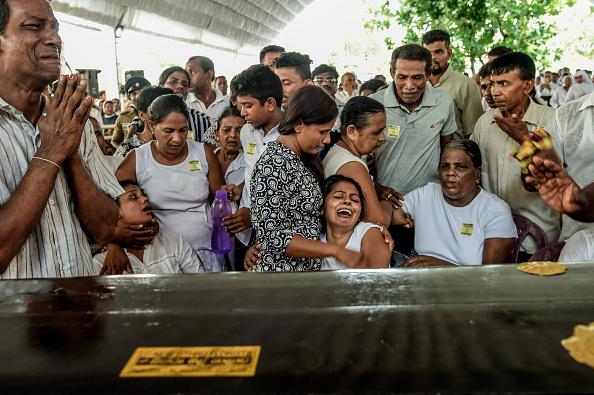 Sri Lanka「Multiple Explosions Hit Sri Lanka On Easter Sunday」:写真・画像(17)[壁紙.com]